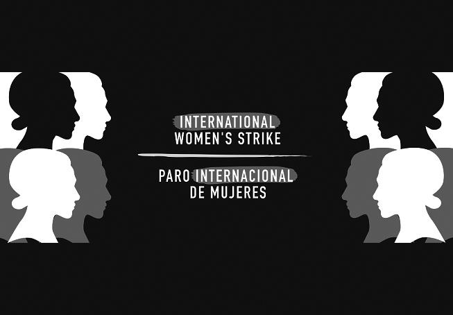 Huelga feminista, día internacional de la mujer